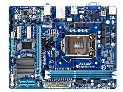 技嘉 H61M-DS2 3.0集成显卡怎样设置显存?