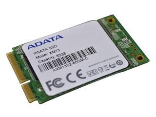 威刚XM13 mSATA(60GB)