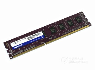 威刚万紫千红 4GB DDR3 1333