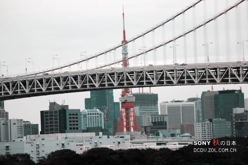 深秋赏东瀛 索尼A77、NEX7日本行之东京