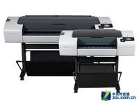 国土方面用大幅面打印机 惠普T790简析