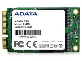 威刚XM13 mSATA(30GB)