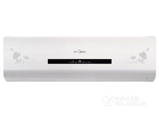 美的全直流智静IA360变频挂机