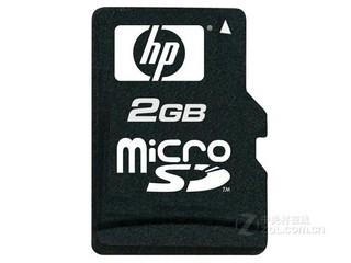惠普Micro SD卡(2GB)