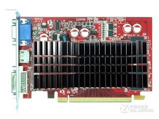 双敏火旋风2 HD6450(2GB)狂牛板 Hyper 冰翼