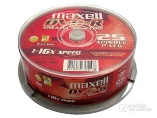Maxell DVD-R 16速 4.7G(25片桶装)