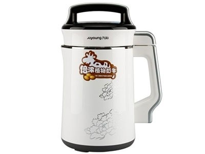 Joyoung/九阳 DJ13B-D58SG九阳倍浓植物奶牛豆浆机新品上市