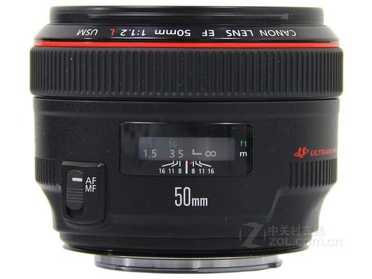 佳能EF 50mm f/1.2L USM