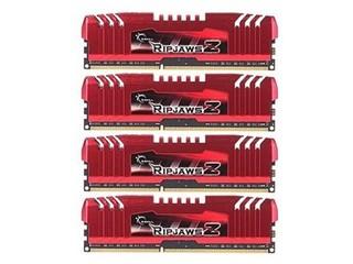 芝奇RipjawsZ 16GB DDR3 1600(F3-12800CL9Q-16GBZL)