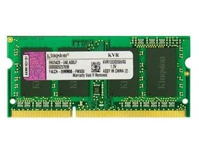 金士顿 8GB DDR3 1333(笔记本)