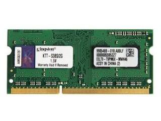 金士顿东芝笔记本系统指定内存 2GB DDR3 1333(KTT-S38/2GFR)