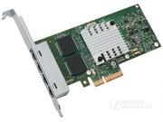 Intel E1G44HT千兆四口服务器PCIE适配器I340T4电口英特尔82580芯片原装