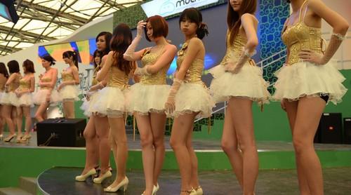 ChinaJoy游戏展美女拍摄攻略