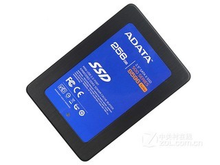 威刚S596 Turbo 2.5英寸 SATA II SSD(128GB)