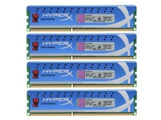 金士顿骇客神条Genesis 16GB DDR3 2400(KHX24C11K4/16X)