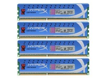 金士顿 骇客神条 Genesis系列 16GB DDR3 2400(KHX24C11K4/16X)