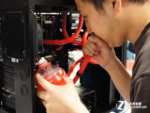 水冷装机反面教材 2万元升级只为静音