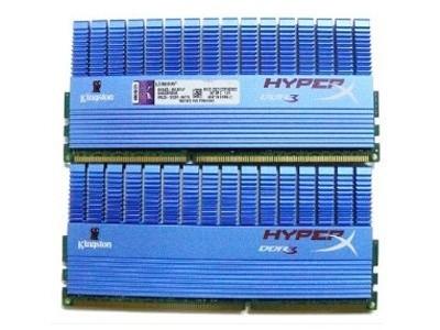 金士顿 骇客神条 8GB DDR3 2133(KHX2133C113T1K2/8GX)