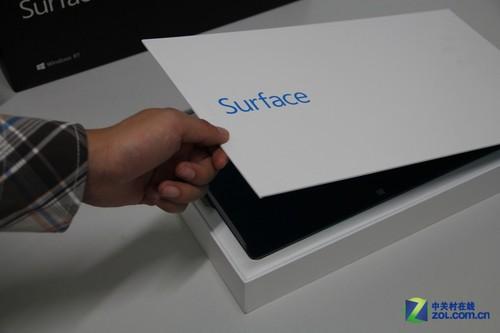 全面了解 微软Surface平板电脑高清图赏