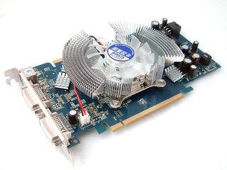 影驰7900GS高清版 512M