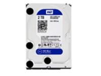 西部数据蓝盘2TB SATA6Gb/s 64M(WD20EZRZ)