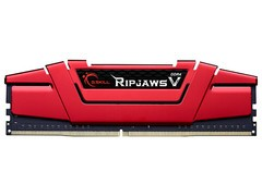 芝奇Ripjaws V 16GB DDR4 3000(F4-3000C15S-16GVR)