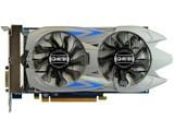 影驰GeForce GTX 750Ti 大将